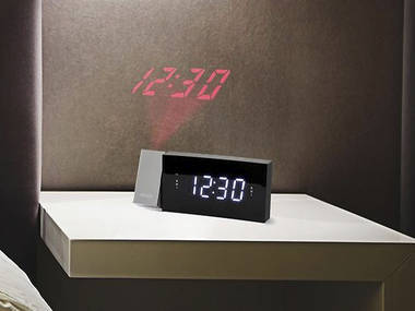 Wake up to one of these super-cool alarm clocks