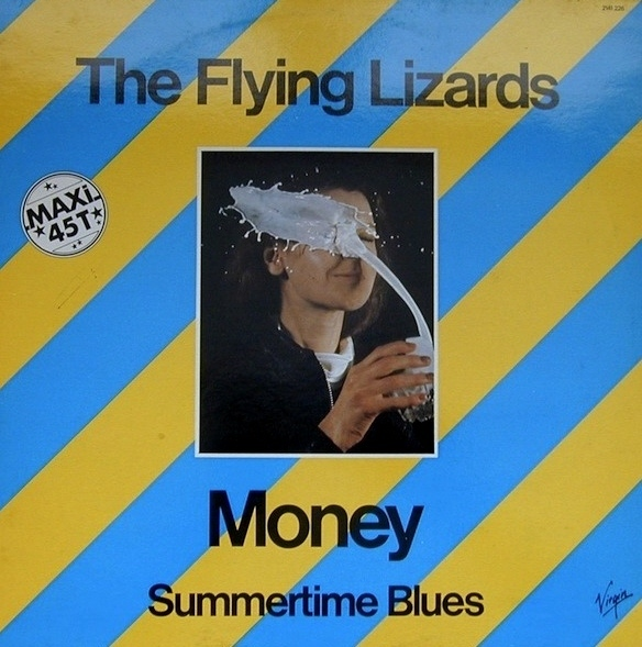 'Money (That's What I Want)' by The Flying Lizards album cover