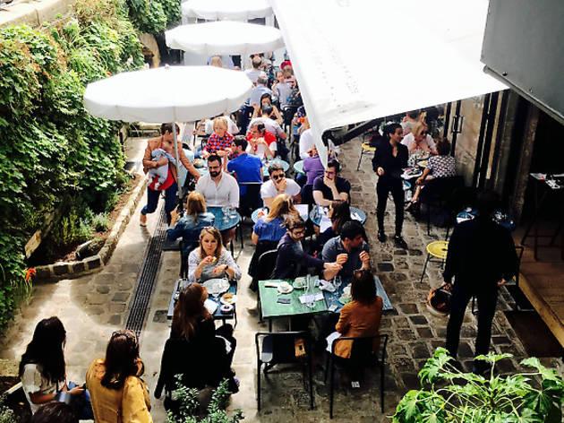 Nos meilleurs restos ouverts août à Paris