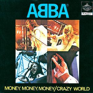'Money Money Money' by Abba album cover
