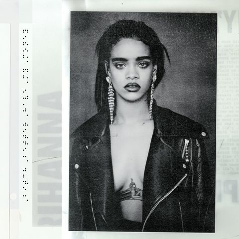 'Bitch Better Have My Money' by Rihanna album cover