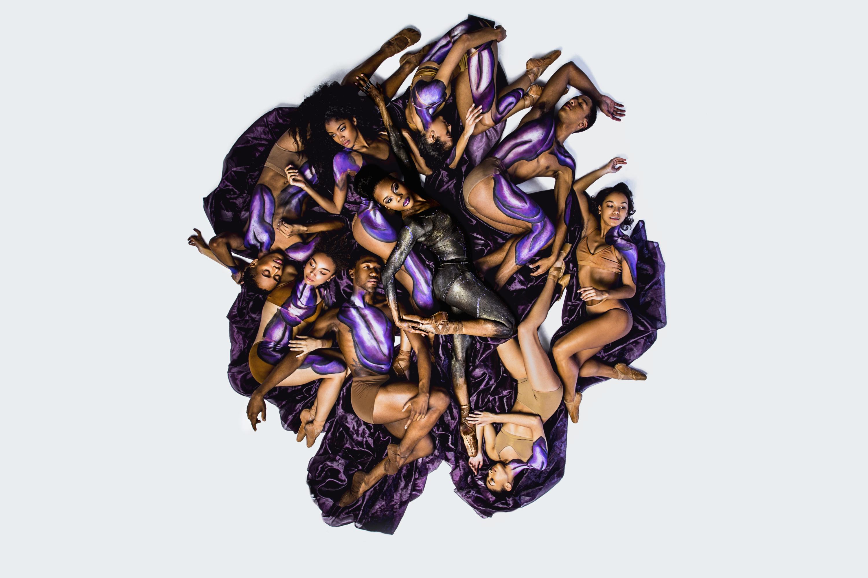 Jeremy McQueen's Black Iris Project