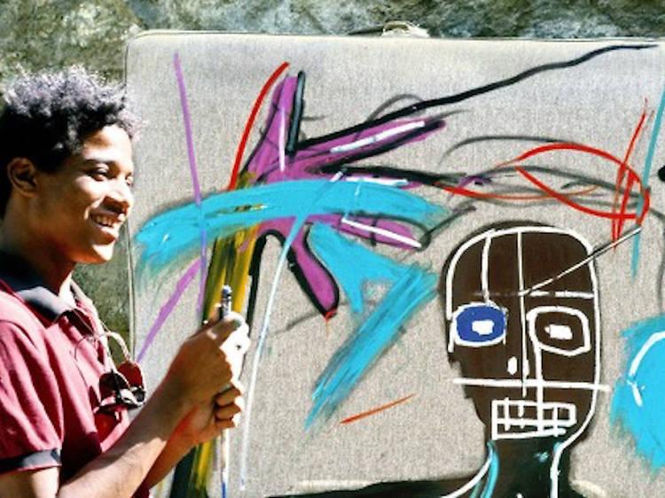 Jean-Michel Basquiat (SAMO)