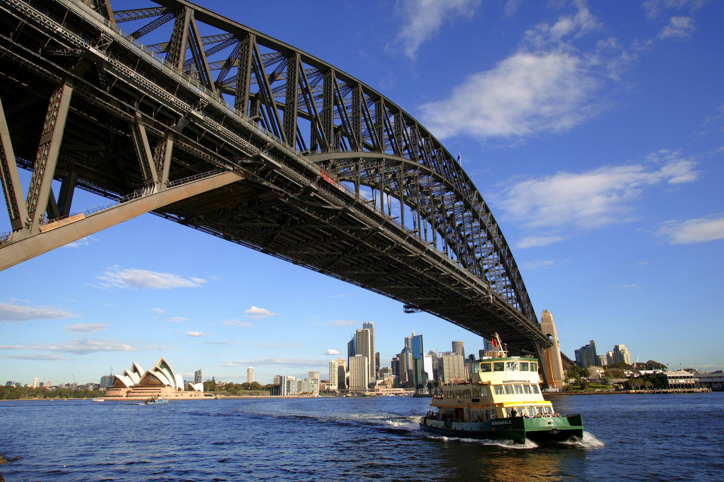 The Best Ferry Trips in Sydney