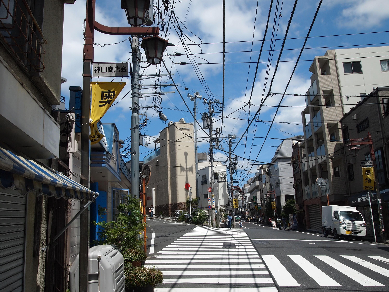 One day in... Tomigaya, Shibuya