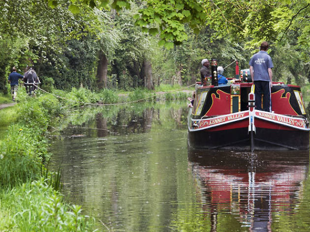 Kennet Horse Boat