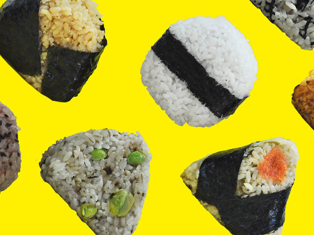 The Konbini Connoisseur S Guide To Onigiri Time Out Tokyo