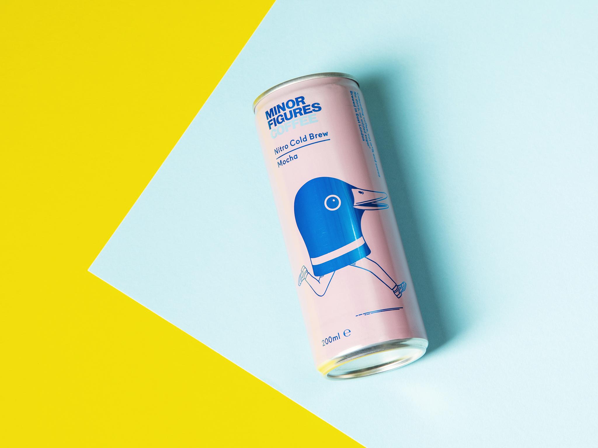 minor figures, nitro cold brew mocha, london's best tinnies