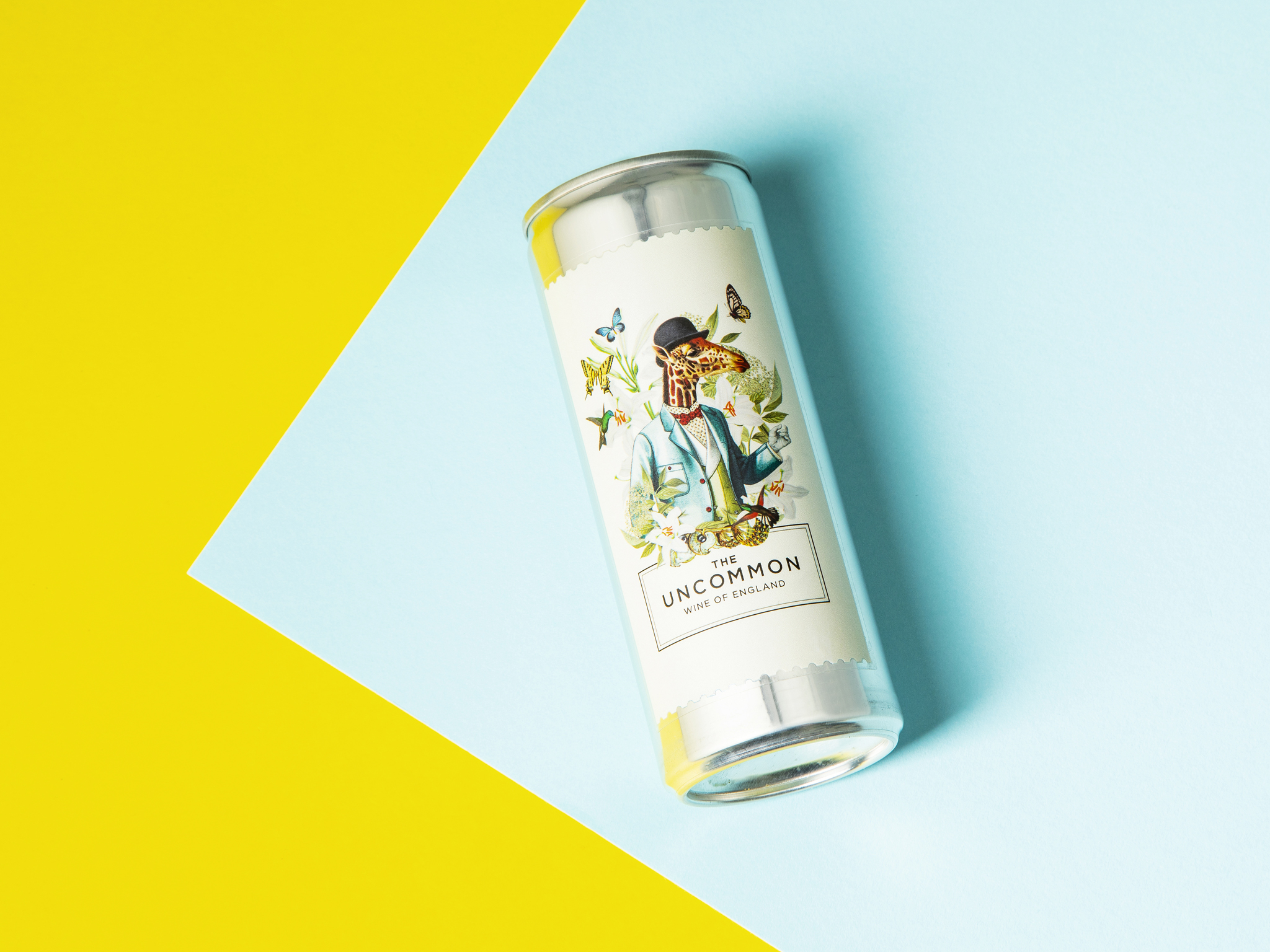 the uncommon, sparkling wine, london's best tinnies