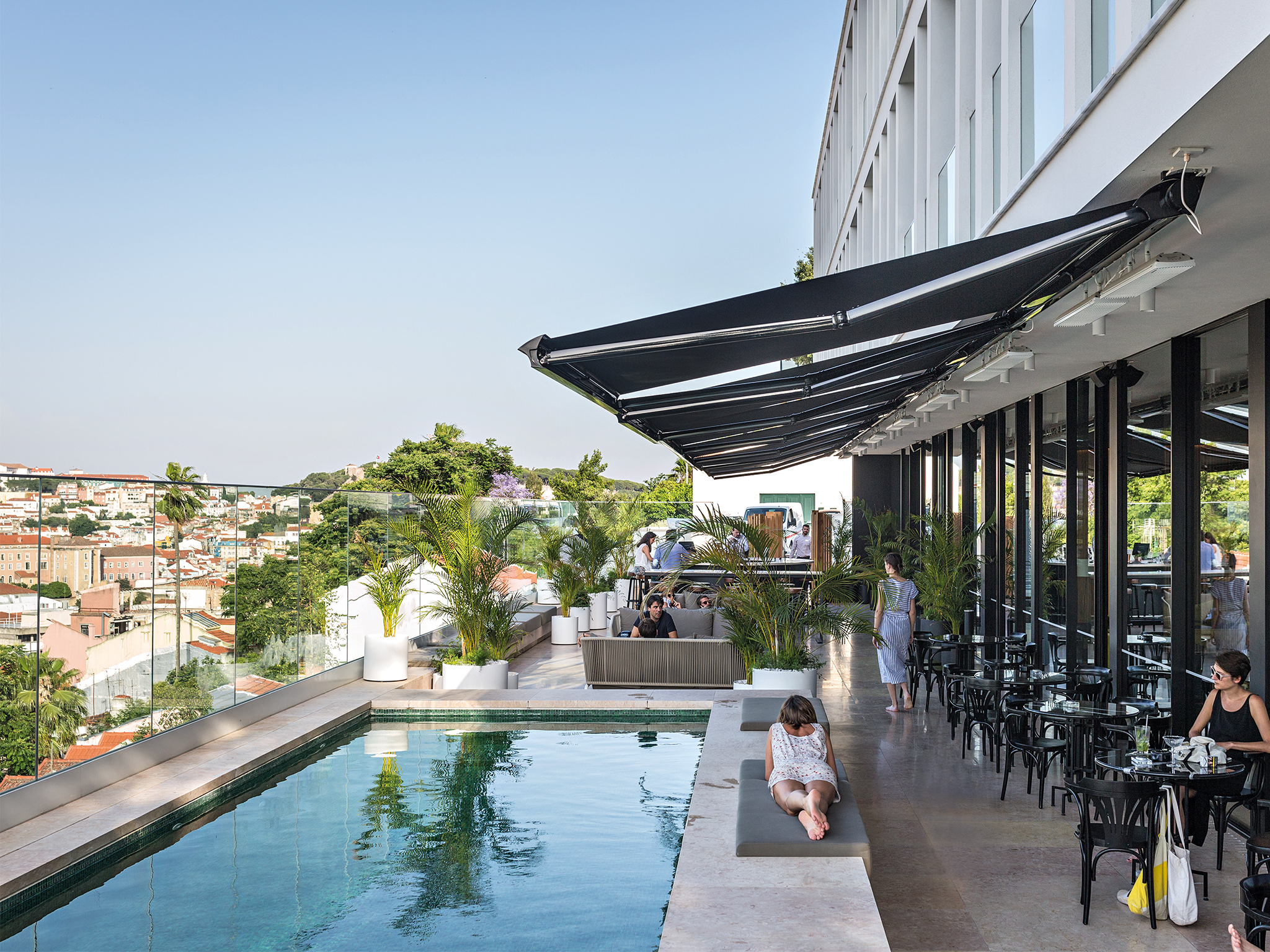 Os 20 melhores hotéis boutique em Lisboa