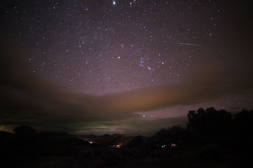 How to view the Perseid meteor shower in NYC when it peaks this weekend