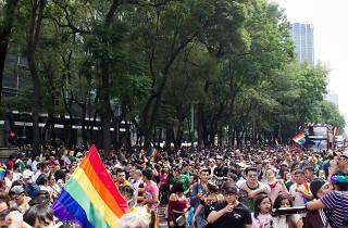 Marcha del orgullo gay 2018