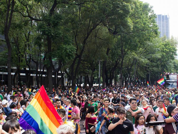 41 Marcha del Orgullo LGBTTTI 2019