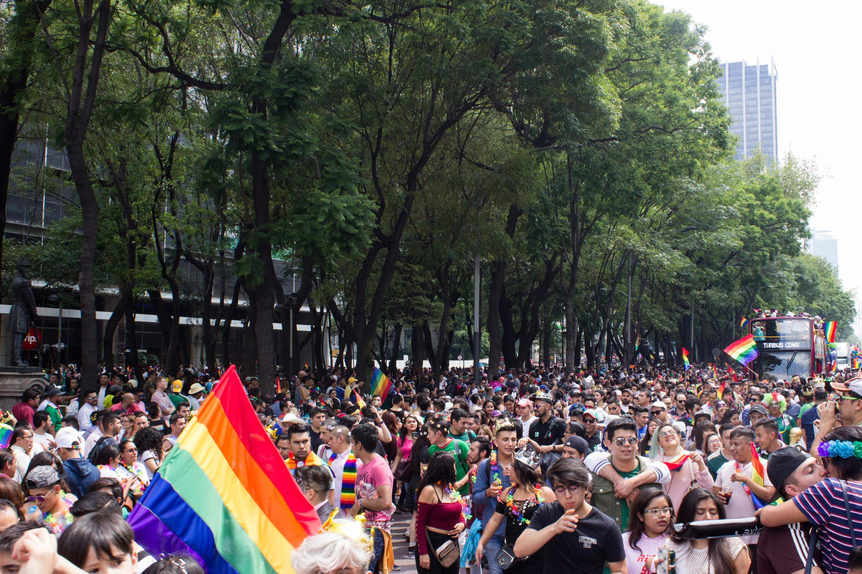 Marcha del Orgullo LGBTTTI 2019