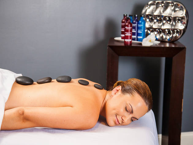 Enter to win a free massage during Miami Spa Month!