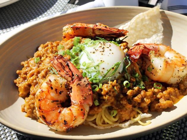 Kain Filipino food pop-up at Mari