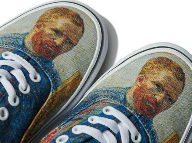 Vans x Van Gogh