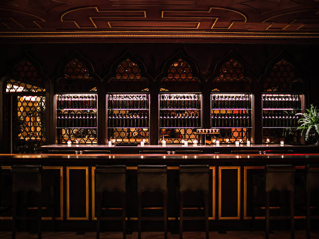 Giannini Bar at the NoMad Los Angeles