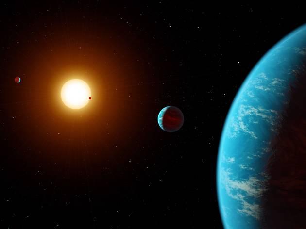 NASA's Planet Hunters