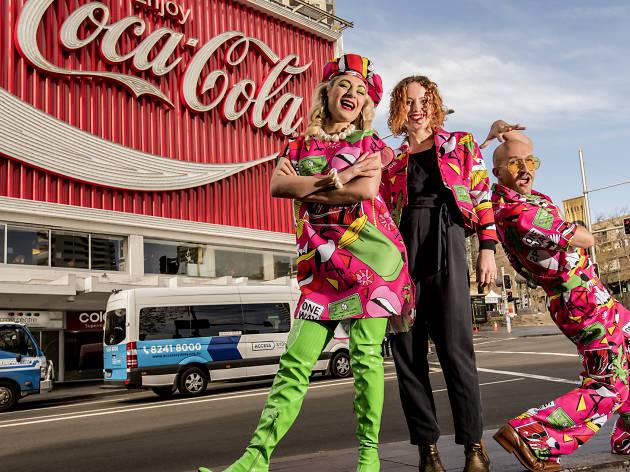 Sydney Fringe 2018 promo shot