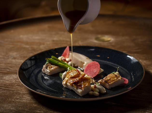 The Secret Restaurant by Gough's on Gough