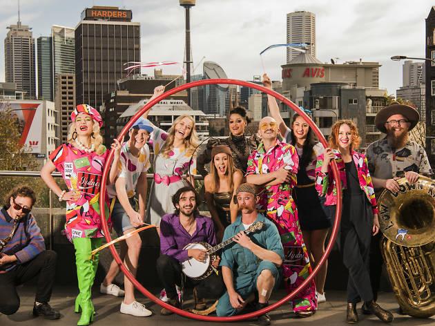 Sydney Fringe 2018 media call