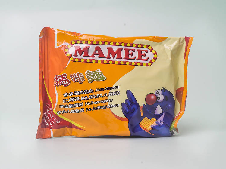 Mamee Noodles 媽咪麵