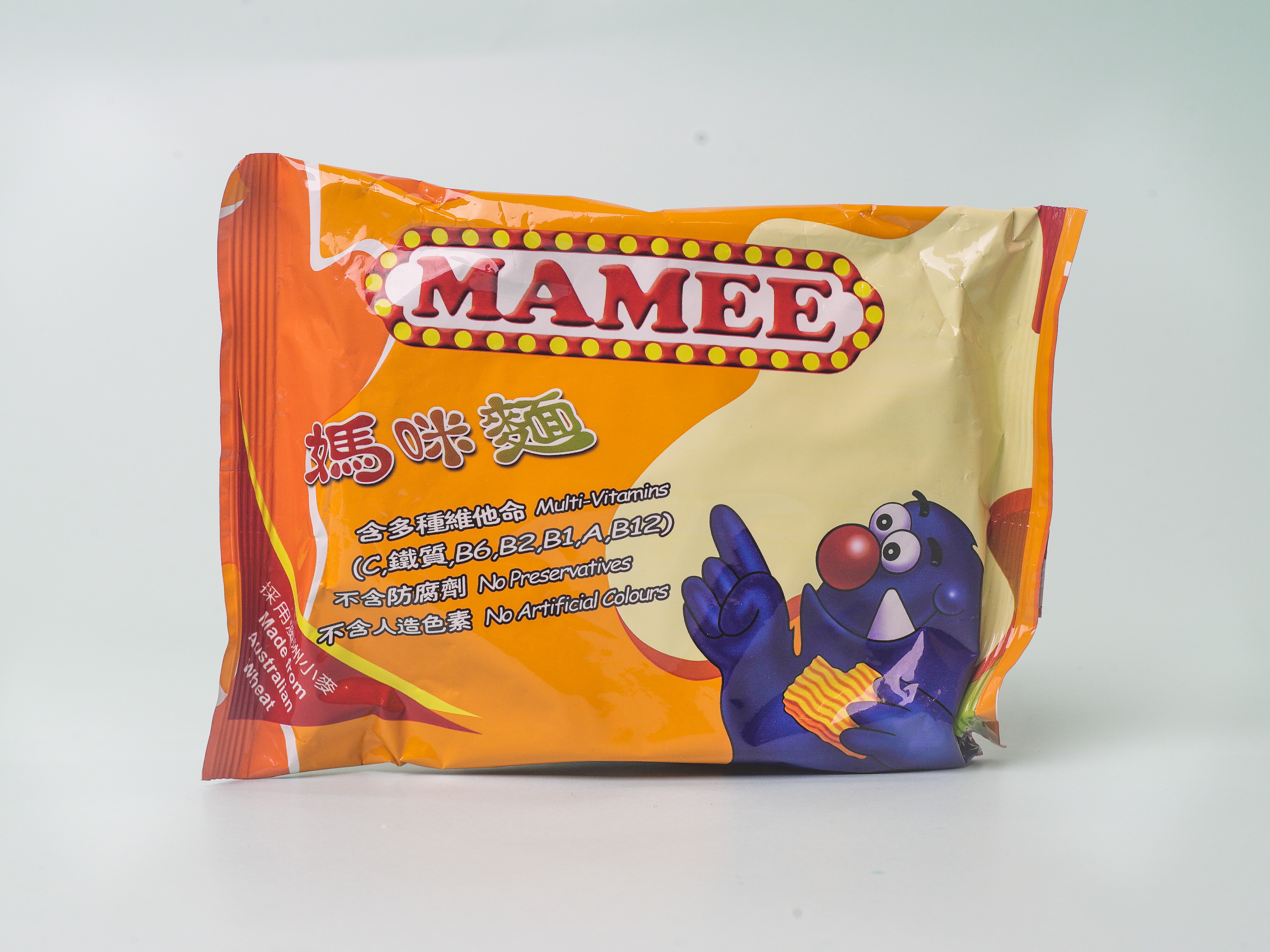 Mamee Noodles, 媽咪麵