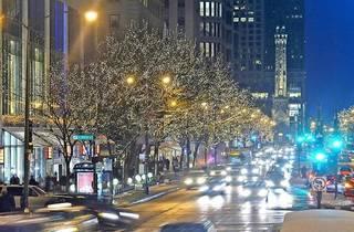 Holiday Lights, City Lights tour