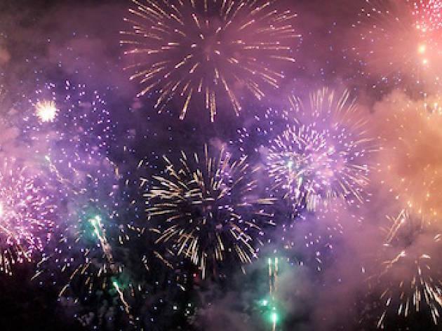 Harrow Fireworks