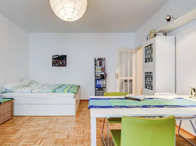 Munich Airbnbs Maxvorstadt