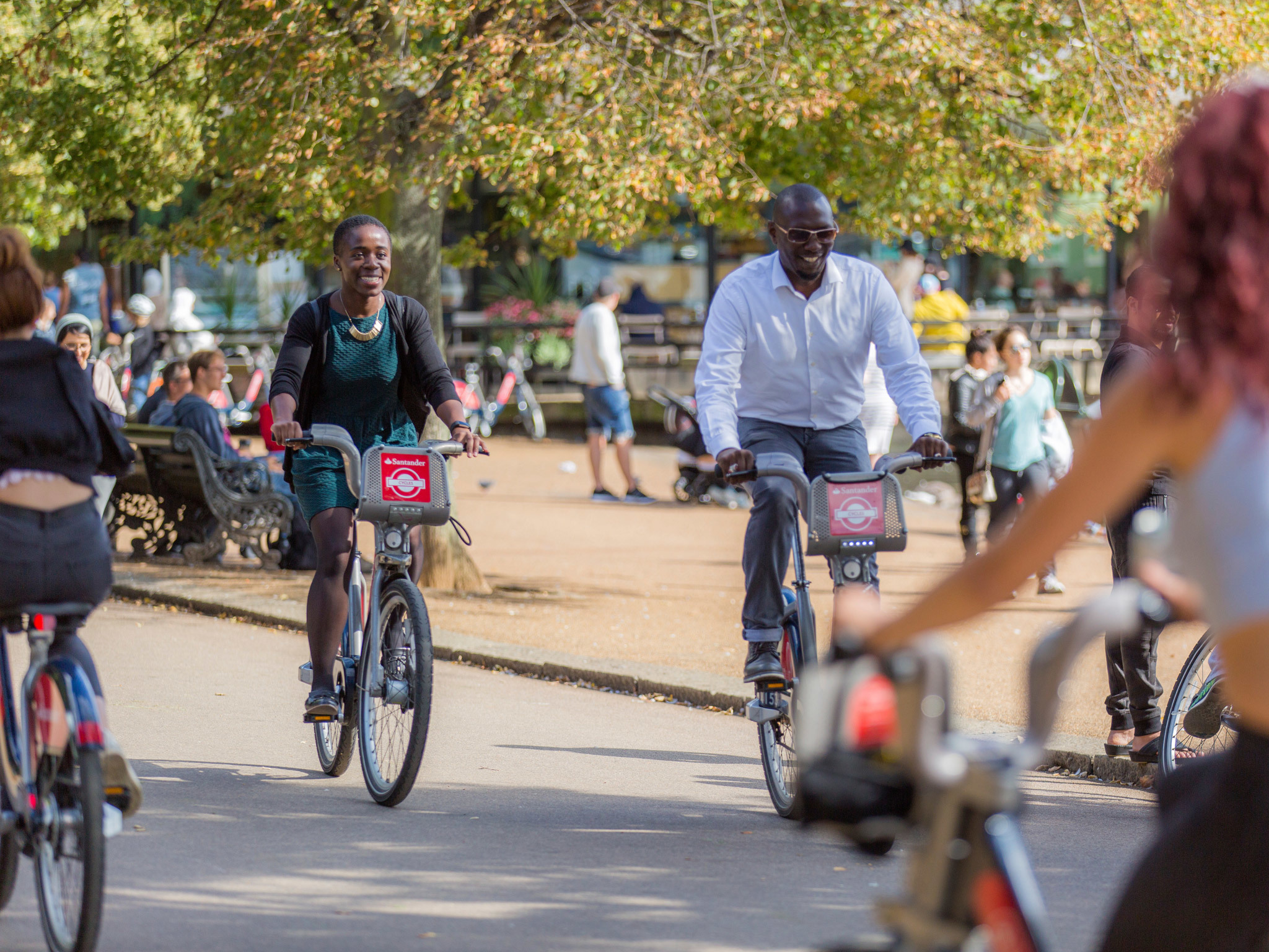 Here's how to get a free Santander Cycles ride tomorrow