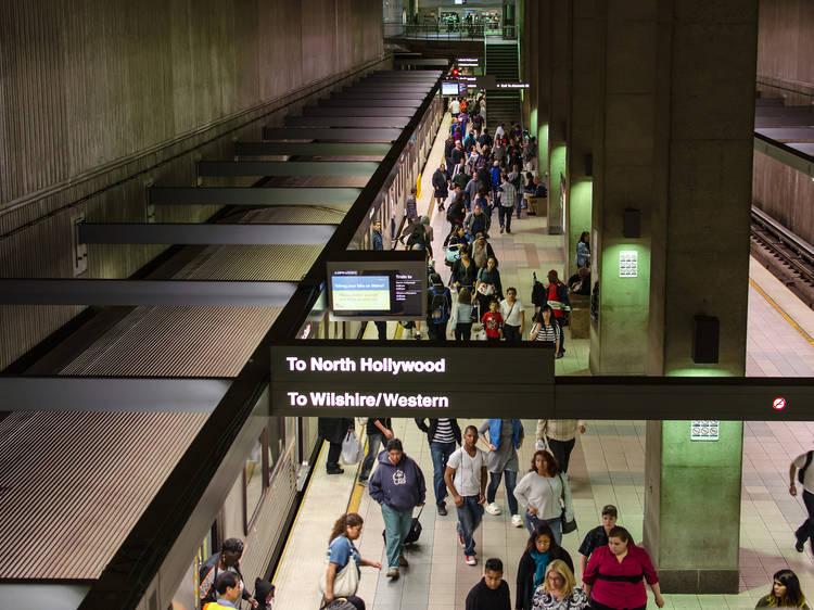 Heavy Rail (Subways)