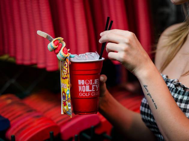 Holey Moley Newtown (Photograph: Eugene Hyland)