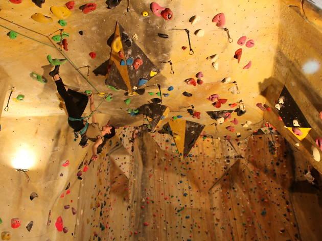 Hardrock Climbing