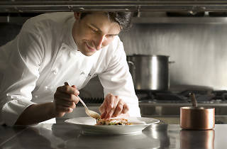 Chef Claudio Favero