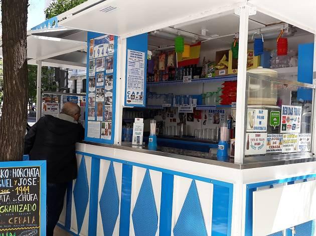 Kiosko de horchata