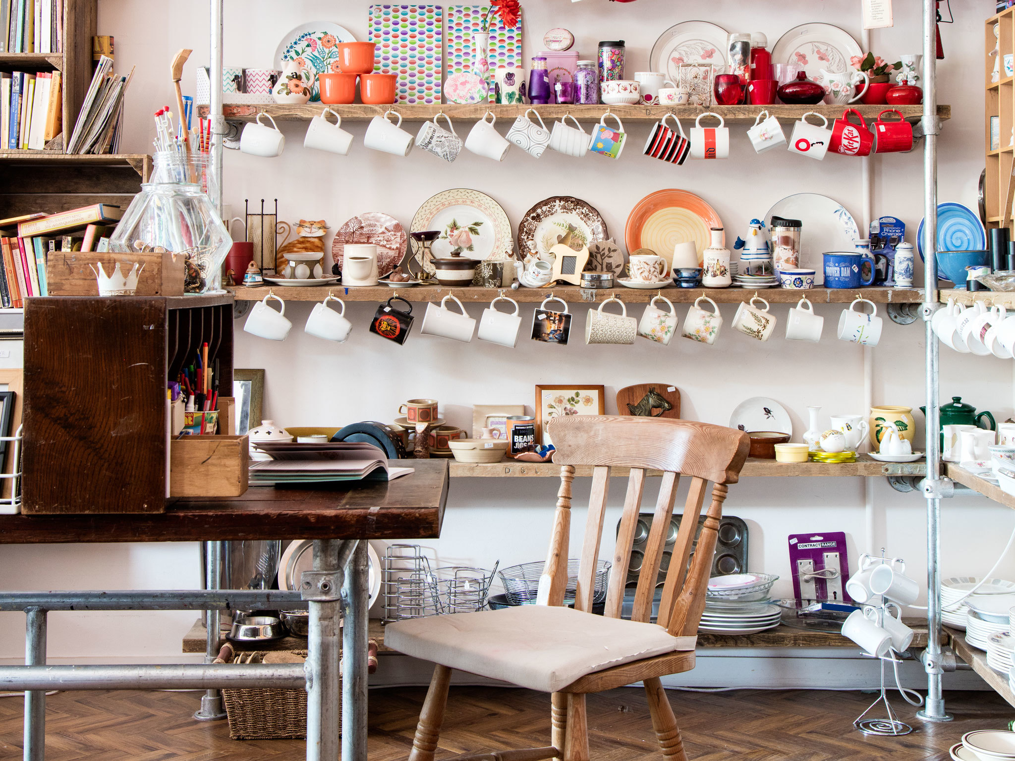 The best charity shops in london
