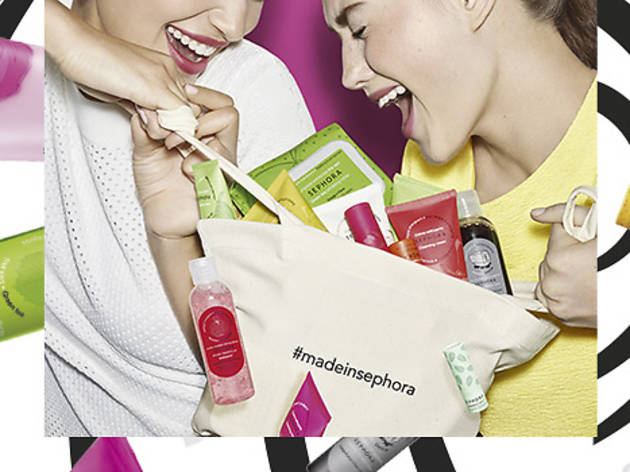 6 Subscription boxes Sephora
