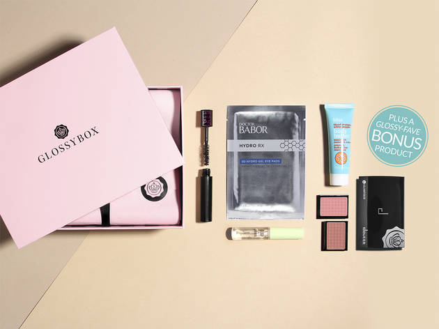 10 Subscription boxes Glossybox