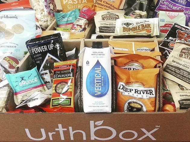 13 Subscription boxes Urthbox