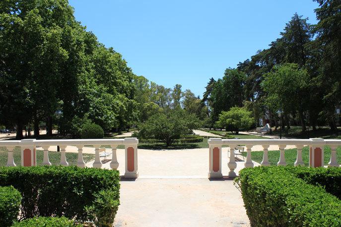 Jardim da Quinta de Santa Clara