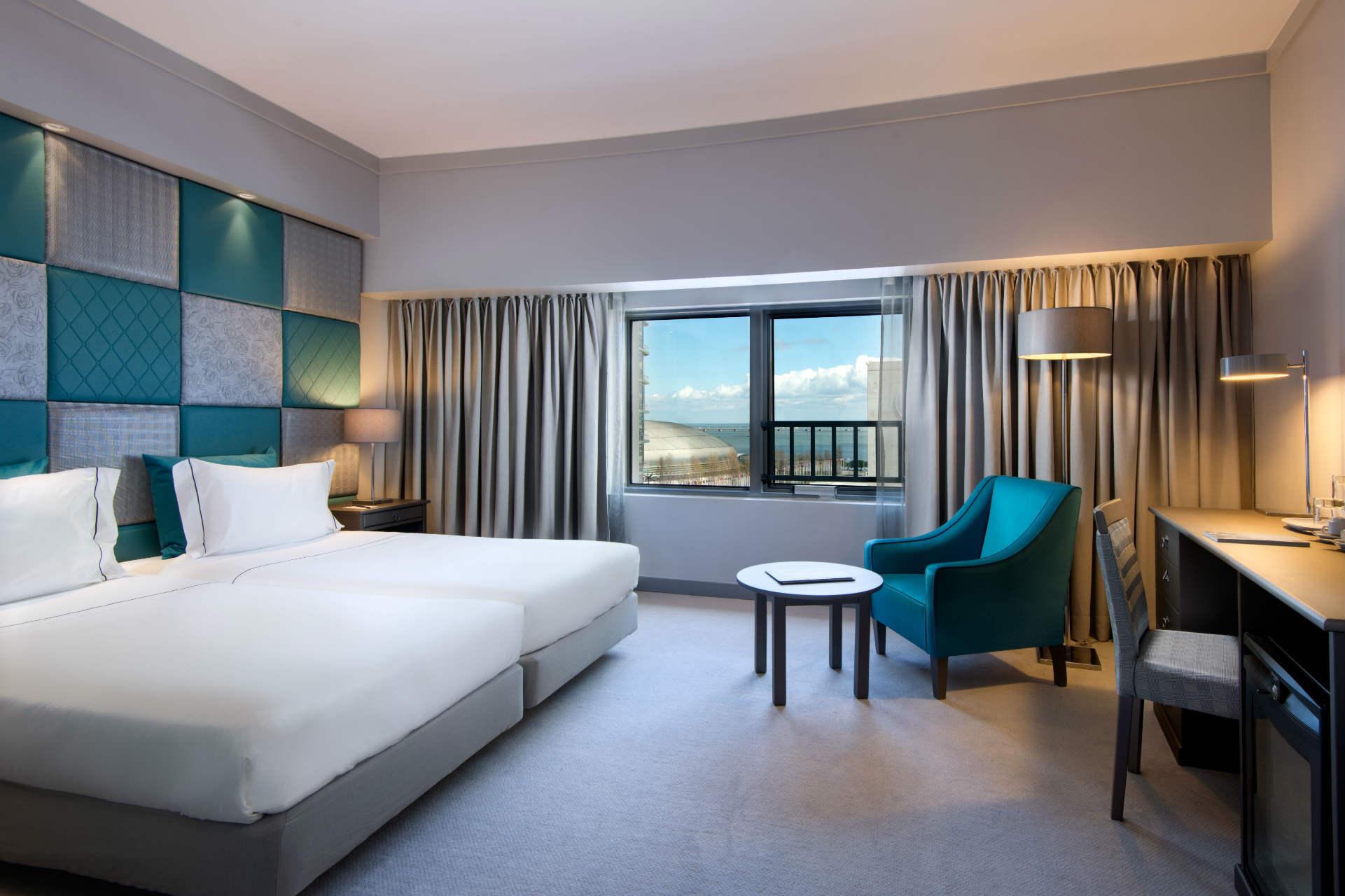 Hotéis perto do aeroporto de Lisboa