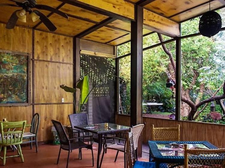 Lotus Cafe at Zen Garden