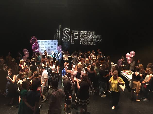 Samuel French Off Off Broadway Play Festival