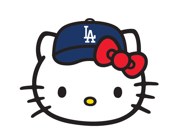 5bfc2c7a9 Hello Kitty Night at Dodger Stadium   Things to do in Los Angeles