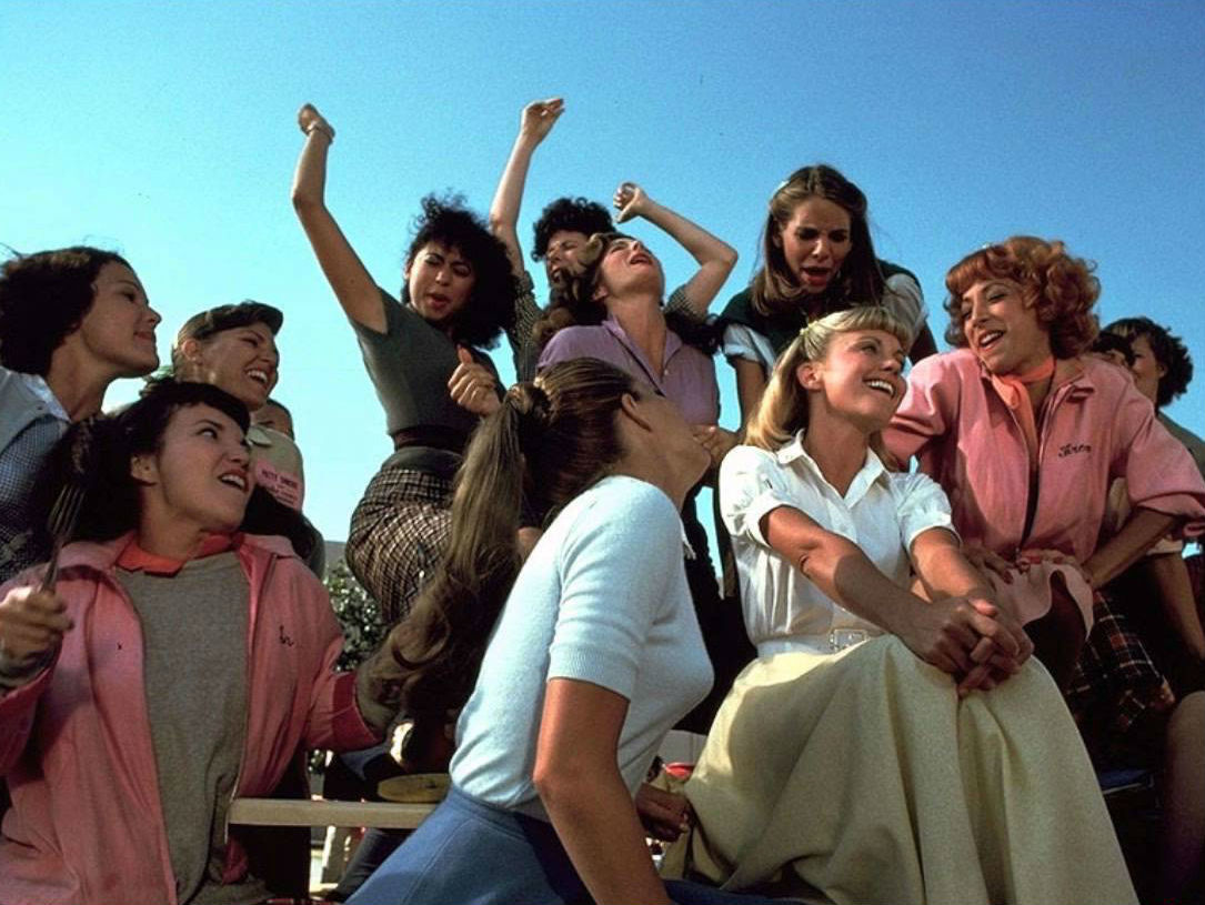 Grease 1978 Directed By Randal Kleiser Film Review