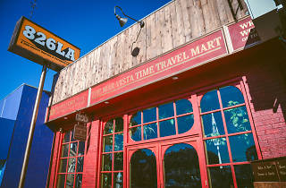 Mar Vista Time Travel Mart