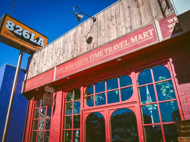 Mar Vista Time Travel Mart
