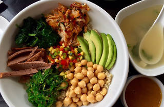 Zhu Pan-Asian Vegan Restaurant